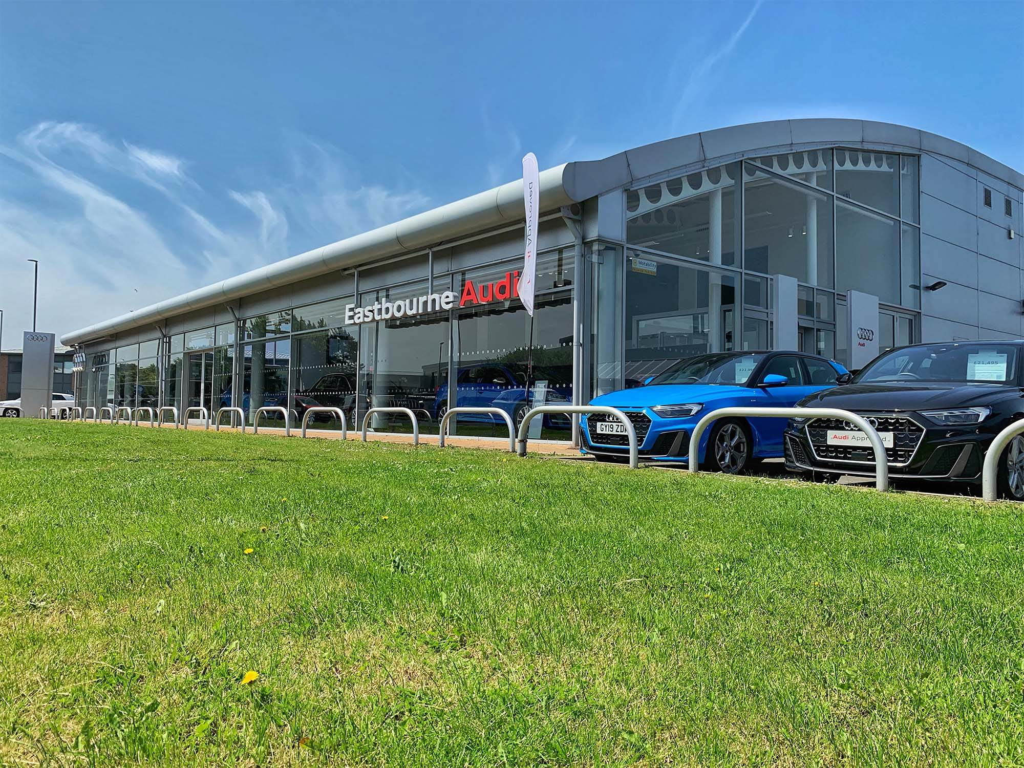 Contact us at Caffyns Audi | Eastbourne | East Sussex | audi eastbourne used cars