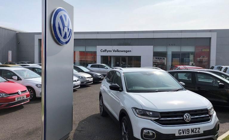 Contact Us Sussex Amp Kent Caffyns Volkswagen