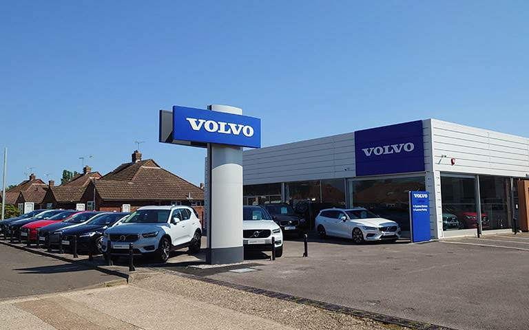 Volvo Worthing